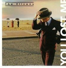 (CE77) The Elizans, You Lost Me - 2010 DJ CD