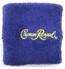 Crown Royal Whiskey Purple Wristband  Brand New