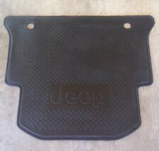 2011-2014 4 Door Jeep Wrangler Unlimited Factory Mopar Rear Cargo Floor Mat