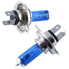 2x H4 9003 HB2 [472/P43T] 100w Xenon 5000K White Halogen Headlight Lamp Bulb 12v