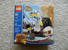 LEGO Oriental Expedition - Rare 7409 Secret of the Tomb - New & Sealed