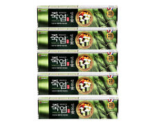 LG Bamboo Salt Toothpaste for Teeth & Gums Professional Fluorine Korean 120g 5P