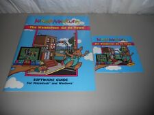 The Wanderoos Go to town-software for Macintosh and Windows with manual 1994