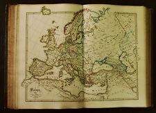 1854c,SPRUNER.Europa,nell'Anno 1815,European Empire,ETNA,PORTUGAL,SVIZZERA.ITALY