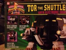 Power Rangers Tor The Shuttlezord New Sealed (1994)