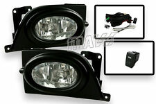 Replacement fog lights for 2006-2008 Honda Civic 4-Door WITH wiring/switch