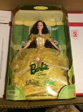 1999  Mattel  Beauty and The Beast Collector Edition Barbie Doll MIB