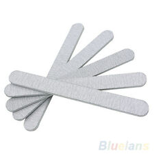 5PCS Nail Art Sanding Buffer Files For Salon Manicure UV Gel Tips Pedicure Tool