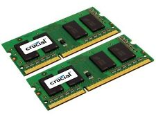 Crucial 8GB x 2 (Total 16GB) RAM for Apple MacBook Pro (Late 2011)
