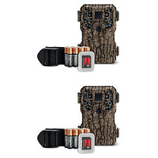 Stealth Cam 8MP Infrared Scouting Game Trail Cameras w/ SDs (2 Pack) | PX18CMO