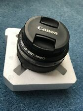 Canon EF 50mm F/1.4 USM Lens Ultra Violet Filter 58mm Used Boxed