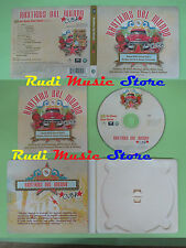 CD RHYTHMS DEL MUNDO compilation 2006 COLDPLAY U2 MAROON 5 STING  (C24) no mc lp