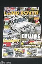 Land Rover Monthly June 2009, TD5 90 Commercial Guide/Builders Defender/S3