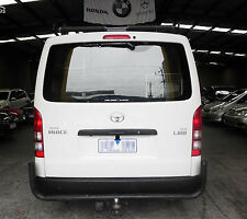 Reverse CAMERA KIT FOR Toyota Hiace Van OEM Head unit Radio Screen 2010-2013