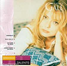 CD AUDIO.../...FRANCE GALL.../...DEBRANCHE...../..