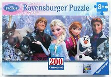 Ravensburger Disney FROZEN FRIENDS 200 pc Jigsaw Puzzle Large Pieces 8+