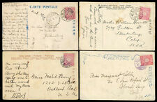 20 Old JAPAN Postcards from approx. 1905-1926 – All Mailed, 1 to USA, 1 to UK