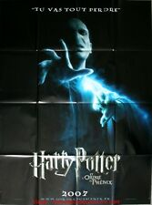 HARRY POTTER ET L'ORDRE DU PHENIX Affiche Cinéma / Movie Poster VOLDEMORT