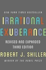 Irrational Exuberance by Robert J. Shiller (2015, Hardcover, Revised)
