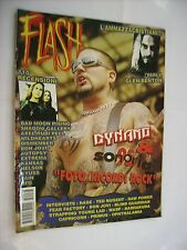 FLASH METAL MAGAZINE #078/079 - SONORIA '95 - TED NUGENT - FEAR FACTORY - PRIMUS