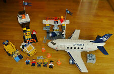 Lego Duplo Airport Set 7840 Airport Action 2005 Plane Complete Bricks Blocks