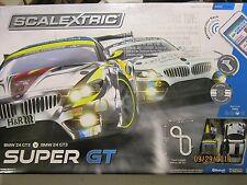 SCALEXTRIC ARC ONE BMW Z4 GT3 SUPER GT SLOT CAR SET 1/32