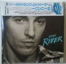 Bruce Springsteen The River 2-Cd Japon vinyl replica