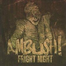 Fright Night * by Ambush (CD, Nov-2010, Mediaskare)