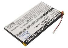 UK Battery for Cowon PMP A3 60GB 3.7V RoHS