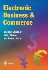 Electronic Business & Commerce