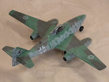 Built 1/48 scale Messerschmitt Me 262 A-1a German Jet Fighter