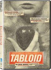 Tabloid (DVD) by Errol Morris NEW