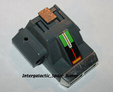 1984 Bandai GoBots GoBot Grungy Suit Combiner Gray Foot Feet Part Piece #2