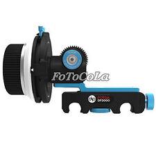 Fotga DP3000 QR follow focus A/B hard stop f DSLR 5D II III 7D D90 gear optional