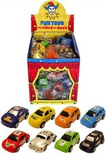 8 Mini Pull Back RACE Cars Party bag toy Loot fillers Pinata UK SELLER