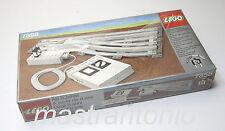 LEGO treno train 12 volt anni '80 7858 scambio elettrico sigillato MIBS