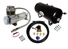 "200 PSI Air SYSTEM WITH 1/2"" AIR VALVE FOR TRAIN HORN AND AIR SUSPENSION SYSTEM"