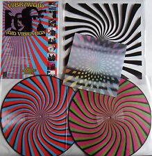 LP VIBRAVOID Void Vibration (2 PICTURE-LP) Krauted Mind Rec. KMR 003/2 PD-PVC