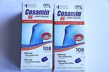 (2x) Cosamin DS Joint Health Supplement, 216 Capsules NEW. LOWEST PRICE!