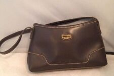 Vintage GUESS Leather Handbag Black With One Strap