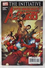 THE MIGHTY AVENGERS THE INITIATIVE #4 MARVEL AUGUST 2007