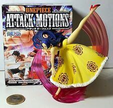 One Piece Boa Hancock trading figure Bandai Attack Motion Vol.1
