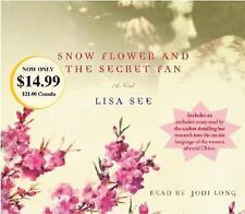 Snow Flower and the Secret Fan CD