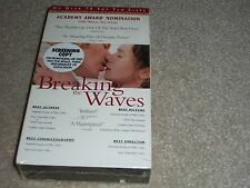 Breaking the Waves (VHS, 1997) Emily Watson Stellan Skarsgard NEW, PROMO