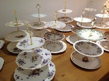 FOR HIRE: Vintage Cake Stands And Tea Cups For Afternoon Teas, Weddings, Events
