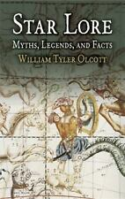 Star Lore: Myths, Legends, and Facts (Dover Books on Astronomy)-ExLibrary