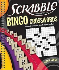 Scrabble Bingo Crosswords: Unscramble Seven-Letter Racks to Improve Your Game Lo