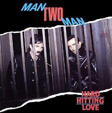 """Man To Man Hard-Hitting Love 2 mixes 12"""" Man 2 Man"""