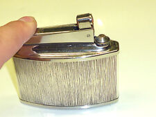 KW (KARL WIEDEN) CLASSIC TABLE LIGHTER - 925 STERLING SILVER CASE -1962 -GERMANY