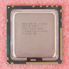Intel Core i7-990X 3.46GHz LGA1366 SLBVZ Processor CPU Unlocked 6 Cores Tested